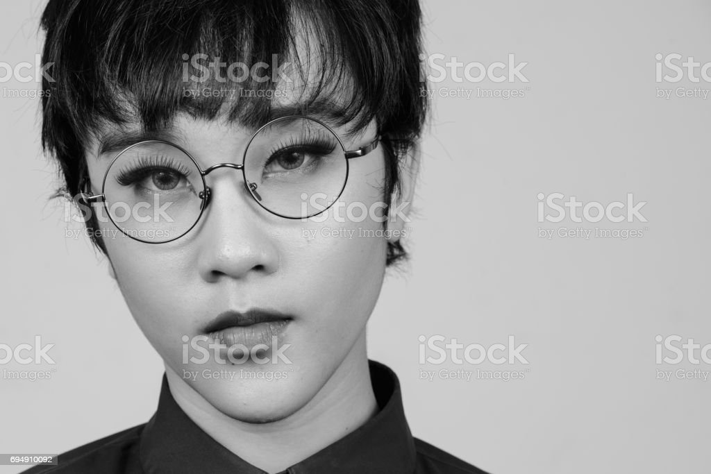 Young chinese gay boy