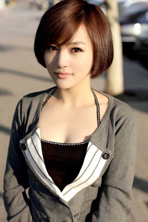 hair Asian style chinese