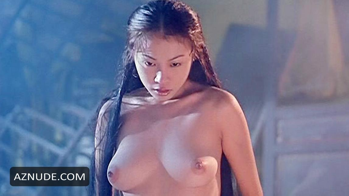 Cute chinese breasts