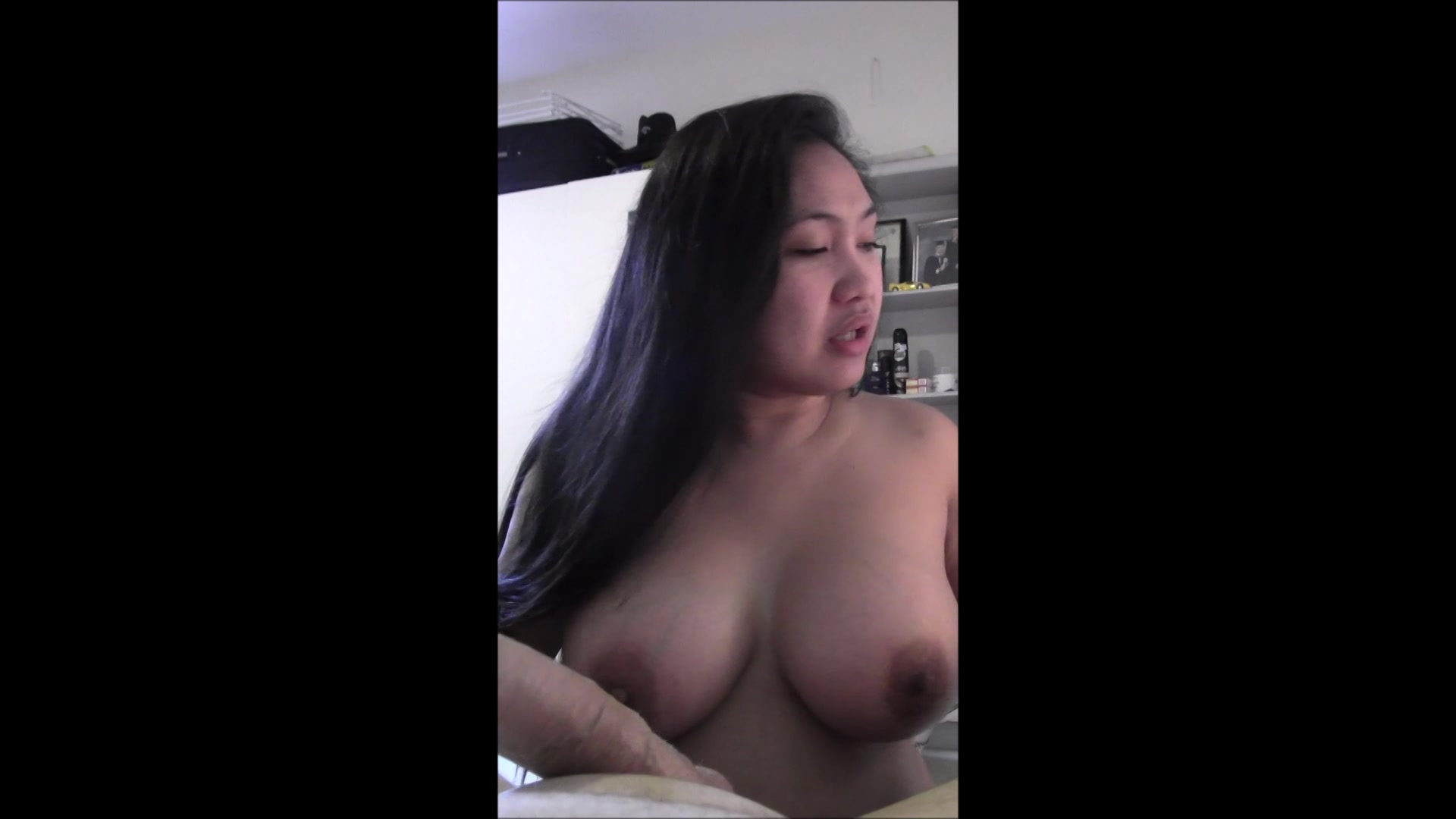 asian POV Housewife busty