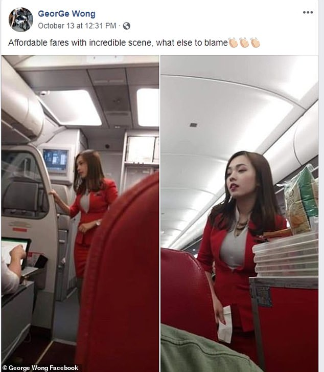 snap Chinese viral airline goes hostess blowjob