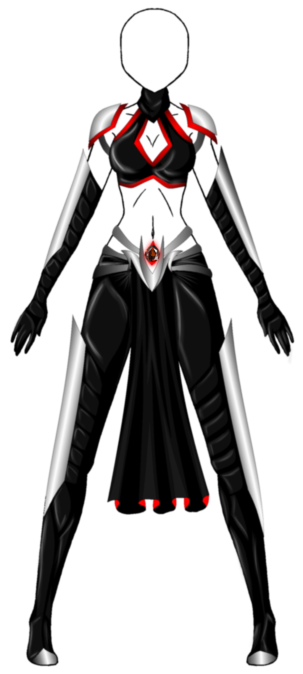 assassin outfit girl Anime