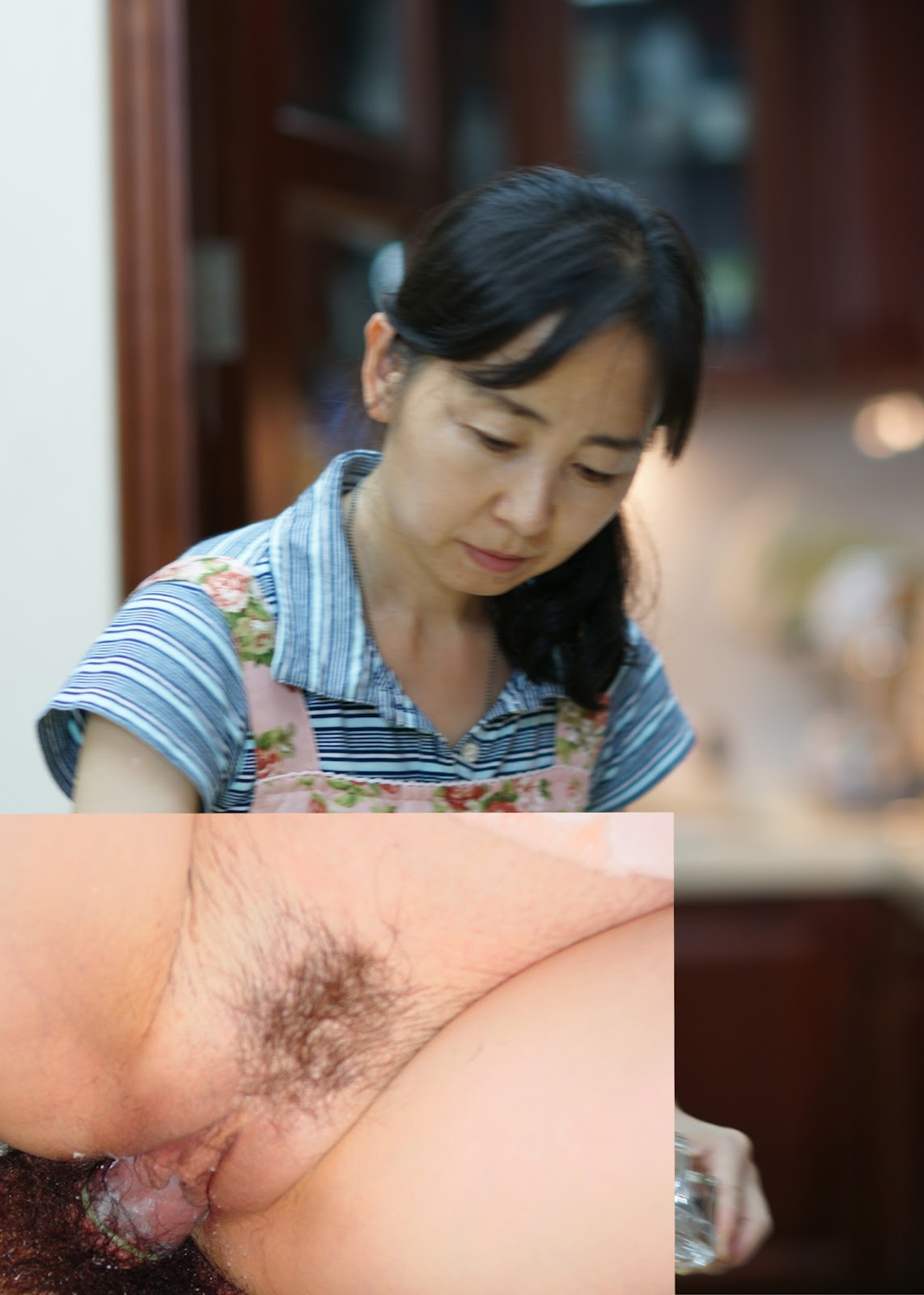 sex wife Chinese house