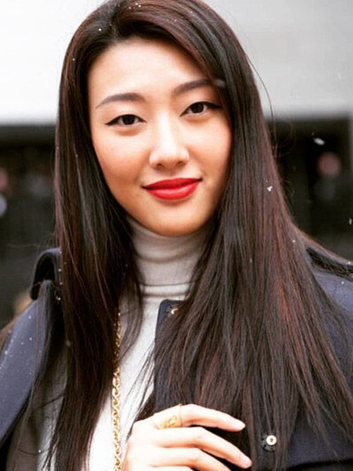 most asian woman beautiful The