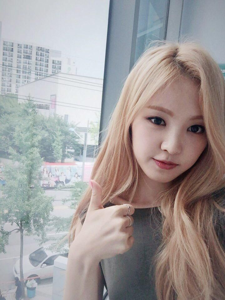 otngagged young Blonde asian