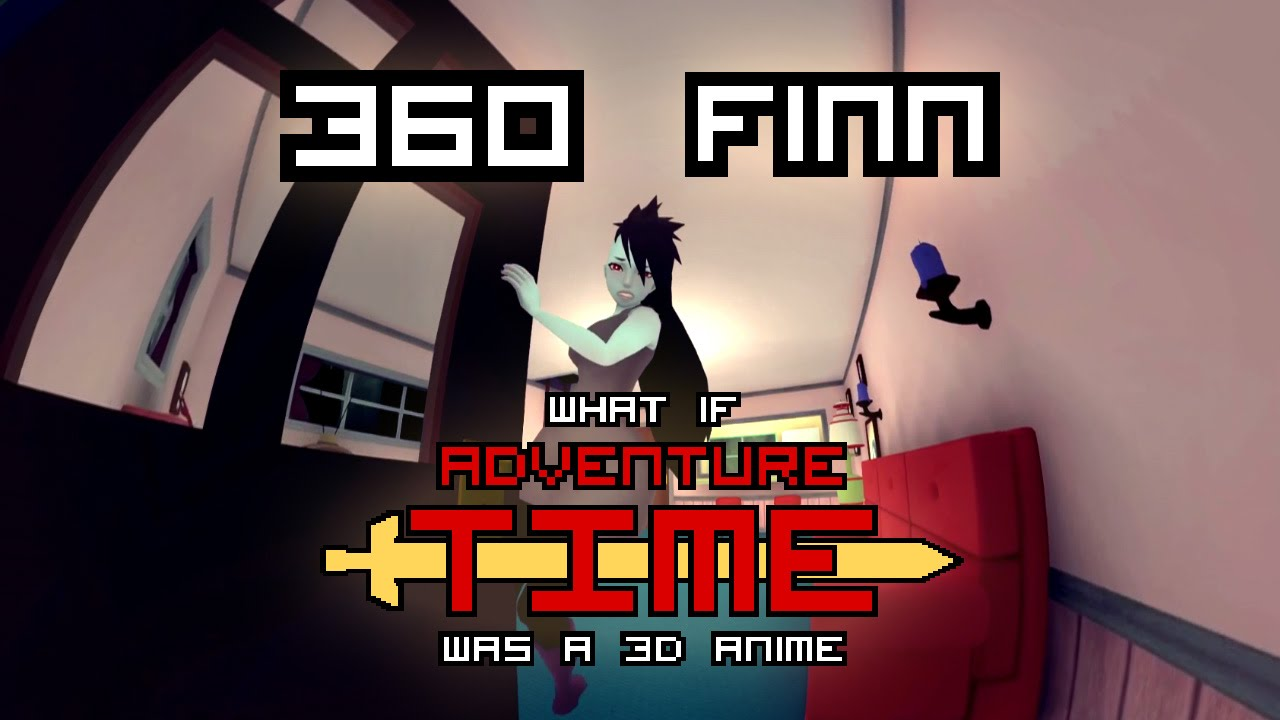 a If was adventure anime time 3d