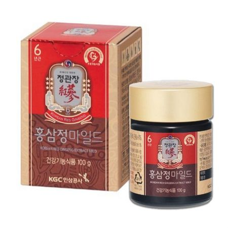 korean red ginseng is What